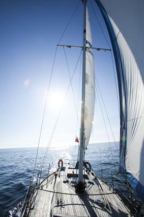 żeglarstwo - hobby dla prawdziwych mężczyzn
