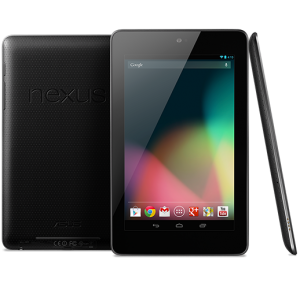 tablet Nexus7