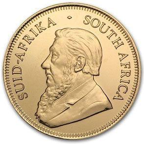 Krugerrand - najpopularniejsza moneta bulionowa świata