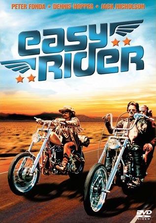 plakat filmu easy raider