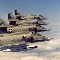 A4 Skyhawk – niezniszczalny szturmowiec