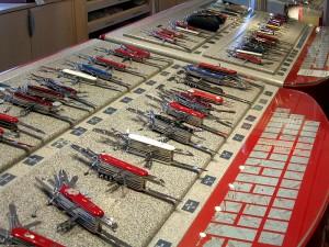 kolekcja scyzoryków Victorinox