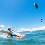 Męskie hobby – Kitesurfing