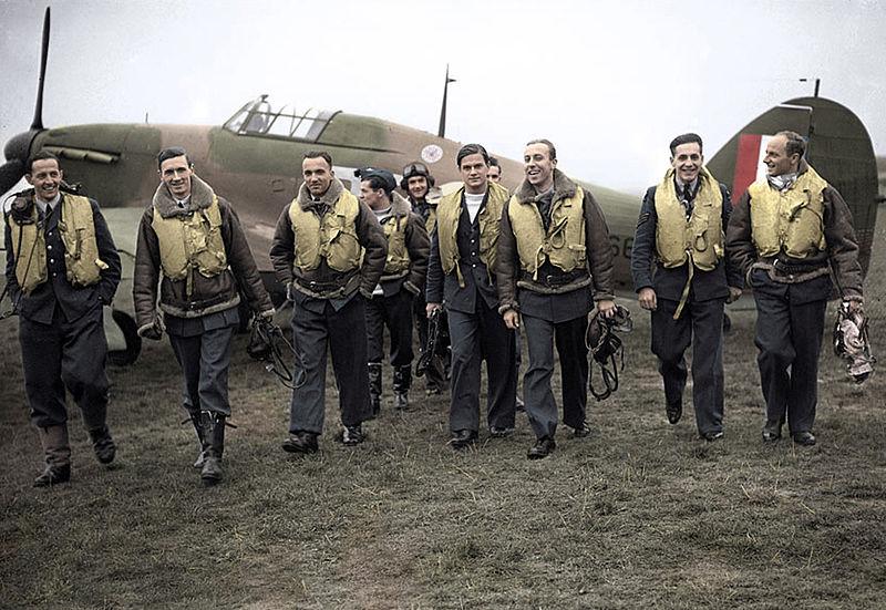 Dywizjon 303 w Bitwie o Anglię